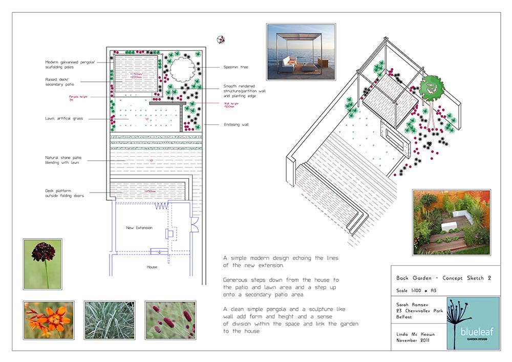 Bespoke Garden Design Lisburn and Belfast wide